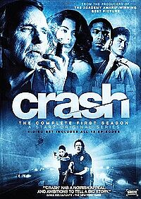 NEW Crash Season 1 on DVD first one SEALED