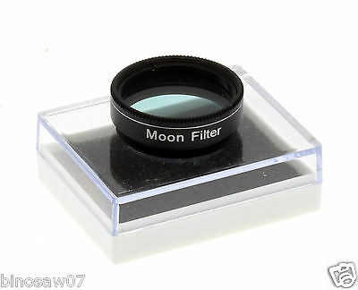 """OSTARA SKYGLOW MOON Filter 1.25"""" Fitting High Quality Stackable"""