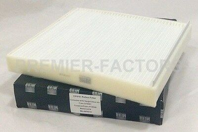To Clear - New - Mehr Oe Quality Cabin / Pollen Filter - Cf816