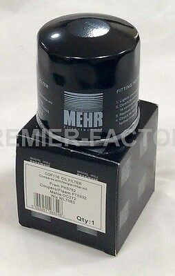 To Clear New Mehr Oe Quality Oil Filter Alfa Romeo Fiat Cof116