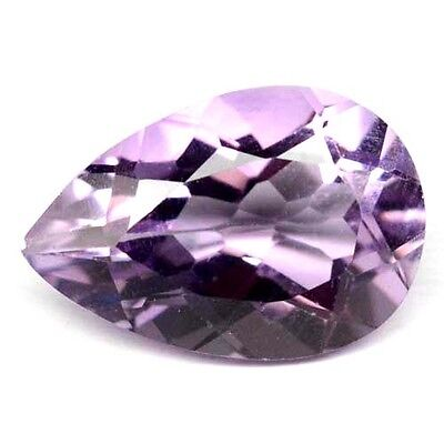 2.86 CT AAA! NATURAL! PURPLE CLR CHANGE TO PINK BRAZIL AMETHYST PEAR