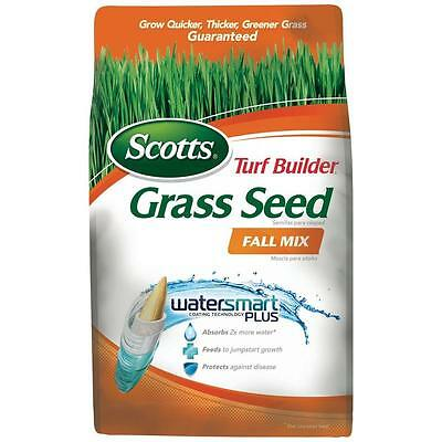 15-LBS Scotts Turf Builder Grass Seed Thickens Lawns Coverage 6000-SqFt