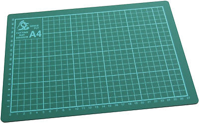 A4 Cutting Mat | Knife Board | Non Slip Self Healing Matt
