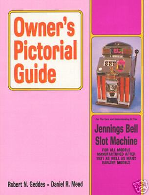Jennings Slot Machine Repair Manual