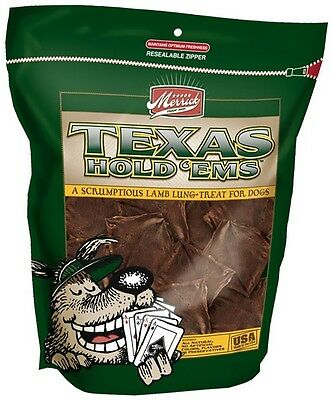 Merrick Texas Hold Ems - Lamb 12 oz