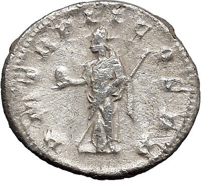 Gordian III Possibly Unpublished Rare Silver Ancient Roman Coin Venus i48748