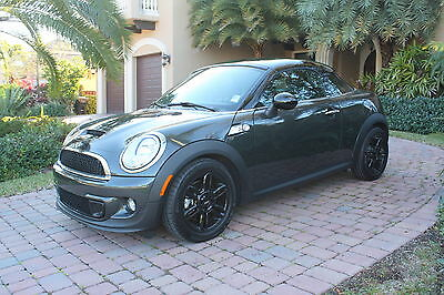 Mini : Cooper S 2dr S 2014 cooper s perfect condition carfax certified only 800 miles no dealer fees