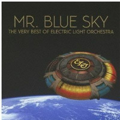 Electric Light Orchestra - Mr Blue Sky: Very Best Of CD, Book-Style Case, Sealed