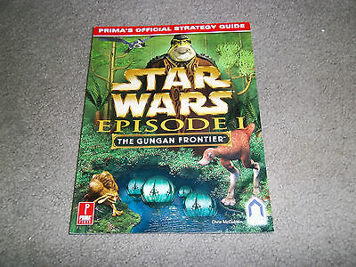 Star Wars Episode 1:The Gungan Frontier (PC) Prima Official Strategy Guide