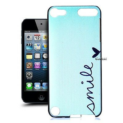 For iPod Touch 5 Gen Simple Fashion Slim Hard Protective Shell Cover Case Back
