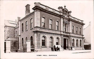 Dundalk, Co. Louth. Town Hall in Signal Series.