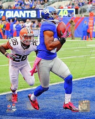 Victor Cruz New York Giants 2012 NFL Action Photo #3 8x10 - Combined Shipping