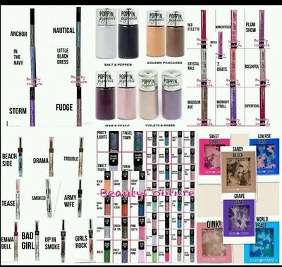 LOT 100 Hard Candy Makeup Items Duplicates Wholesale Price NEW GREAT CONDITION