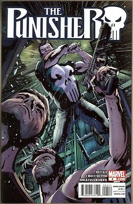 Punisher (Vol. 6) #4 - NM