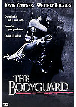 The Bodyguard (Special Edition) DVD, Kevin Costner, Whitney Houston, Gary Kemp,