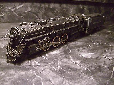 AMERICAN FLYER 4-6-4 NEW YORK CENTRAL LOCOMOTIVE , S SCALE AMERICAN FLYER LINES