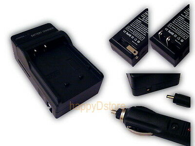 Battery Charger for Nikon Coolpix S80 S200 S205 S210 S220 S230 S500 S510 S520