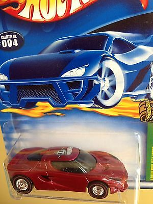 HOT WHEELS 2002 TREASURE HUNT LOTUS PROJECT M250 with REAL RIDERS