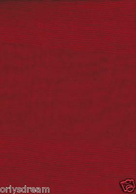 "New Premier Collection Elegant 2 Panels Curtain / Drape Set ""Carla"" - BURGUNDY"