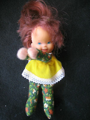 Vintage 1975 MATTEL Honey Hill Bunch Doll Preowned