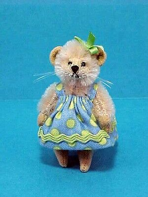Deb Canham - Dottie Mouse - Mini Mices Coll- From Year 2011 - LE #21 - Mint -New