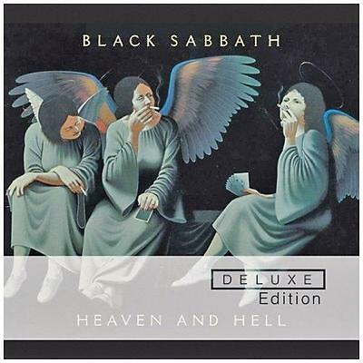 Black Sabbath - Heaven And Hell - Deluxe Edition (NEW 2CD)
