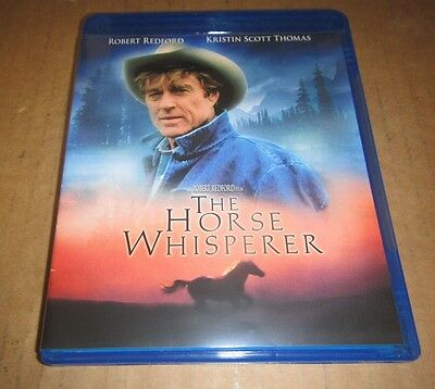 The Horse Whisperer (Blu-ray Disc, 2012) ** FREE FIRST CLASS SHIPPING