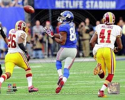 Victor Cruz New York Giants 2012 NFL Action Photo #8 8x10 - Combined Shipping