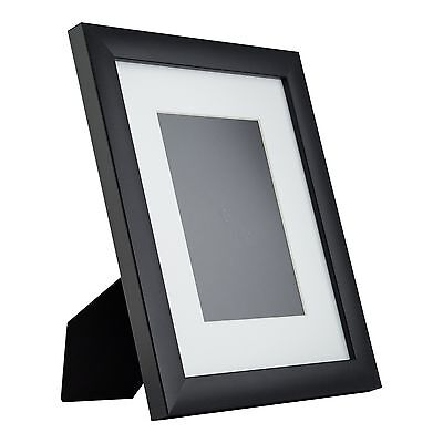 Craig Frames 23247635 24x36 Gray Picture Frame Matted to Display 20x30 Photo