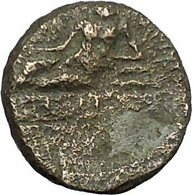 ODESSOS in THRACE 281BC Great God Derzelas & Apollo Ancient Greek Coin i48985