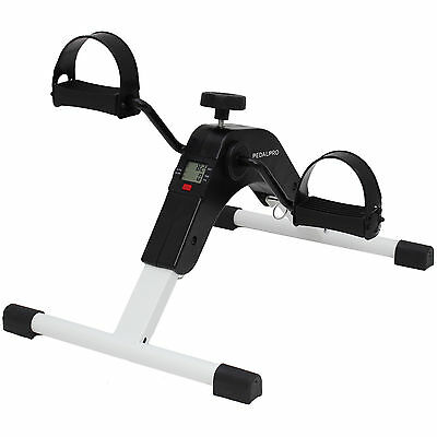 Pedalpro Digital Folding Arm/leg Pedal Exerciser Mobility Aid Mini Exercise Bike