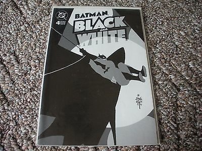 Batman Black and White #4 (1996) DC Comics NM/MT