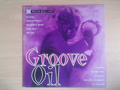 Groove Oil LP Boogie Back Records