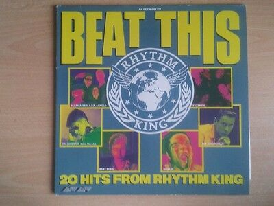 Beat This - The Hits Of Rhythm King LP Stylus Music SMR 973