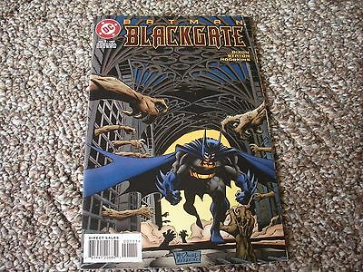 Batman Blackgate Special Issue #1 (1997) DC Comics VF/NM