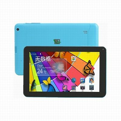 """iRulu eXpro X1 9"""" 8GB Google Android 4.2 Dual Core & Camera WIFI Blue Tablet PC"""