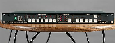 Kramer VP-719DS seamless switcher / scaler