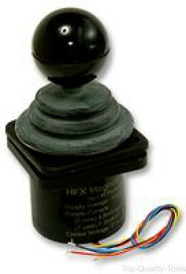 JOYSTICK, HALL EFFECT, Part # HFX-10S12-034
