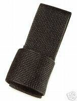 POLICE NYLON FLASHLIGHT HOLDER for C & D CELL and MAG CHARGER MAGLITE FLASHLIGHT