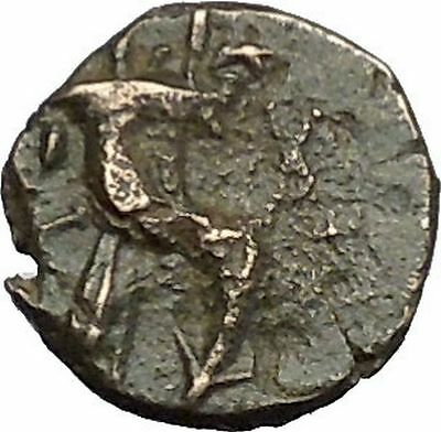 Kaunos in Caria 191BC Ancient Greek Coin Alexander the Great Cornucopia i49011