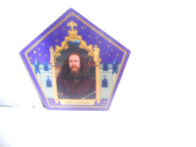 Wizarding World of Harry Potter Orlando Chocolate Frog card Gryffindor