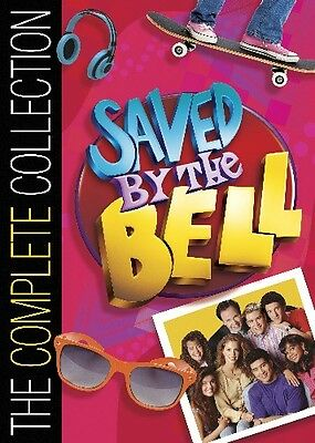 SAVED BY THE BELL COMPLETE COLLECTION New DVD Series Seasons 1-4 Season 1 2 3 4