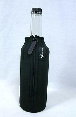 2 Coravin Neoprene Wine Champagne Bottle Holder Sleeve Coozie Cooler Cover A-12