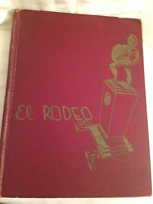 The University of Southern California 1946 School Yearbook El Rodeo