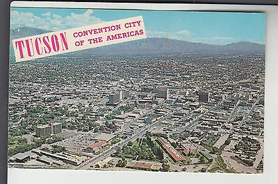 Aerial View Convention City of the Americas Tucson AZ Arizona