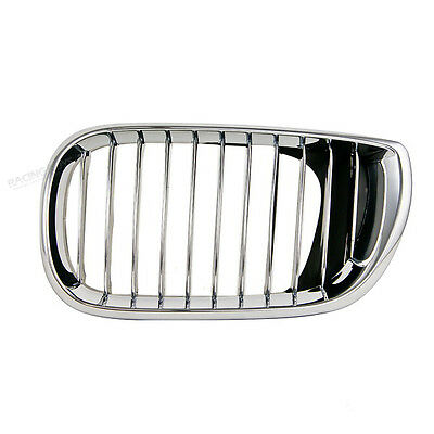 LEFT GRILLE GRILL FRONT BM1200128 BMW E46 02-05 3 SERIES 325i 325xi 330i 330xi