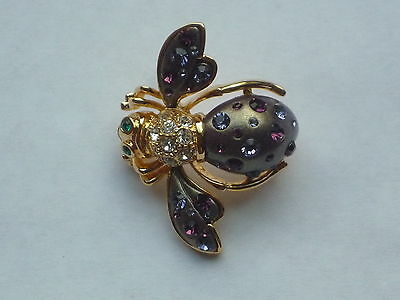 This is one of Joan Rivers best selling bee pins.