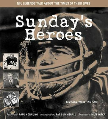 Sunday's Heroes-NFL Legends Talk about the Times of Their Lives-Football-Ditka
