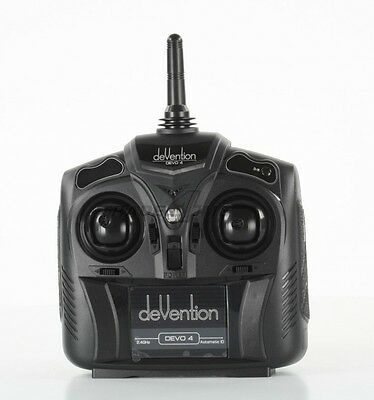 F04737 Walkera Devention Devo 4 2.4GHZ 4CH RC Transmitter Radio controller Devo4