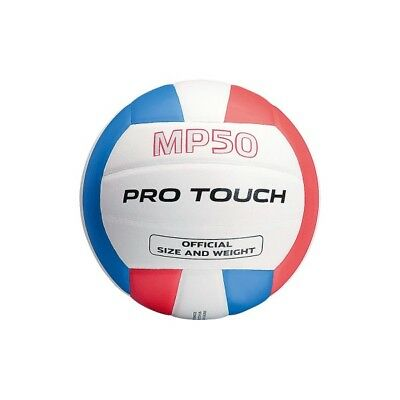 Original PRO TOUCH Volleyball MP 50 blau/weiss/rot